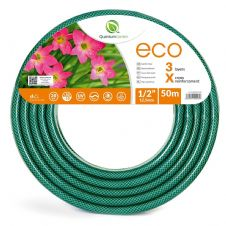 "Reinforced 3 Layer Garden Hose ECO 1/2"" 50m"